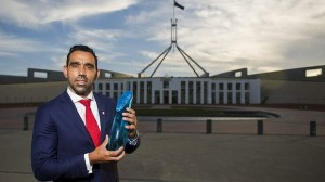 Australian of the Year Adam Coodes