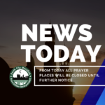 All places of worship will effectively be closed from today until further notice